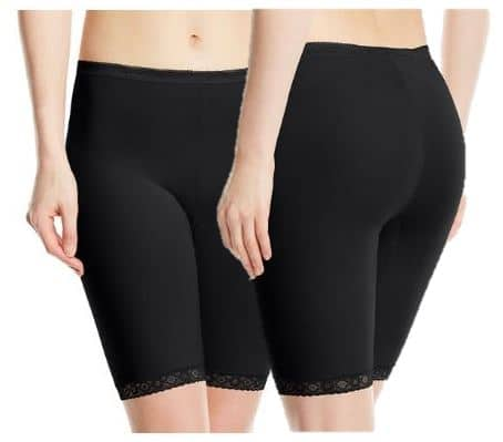 "Cuisses qui frottent ? Votre solution le ""short-vélo"" 
