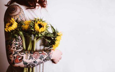 Les idées de tatouages body positive chopées sur pinterest